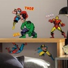 Marvel Classics Peel-and-Stick Wall Decals