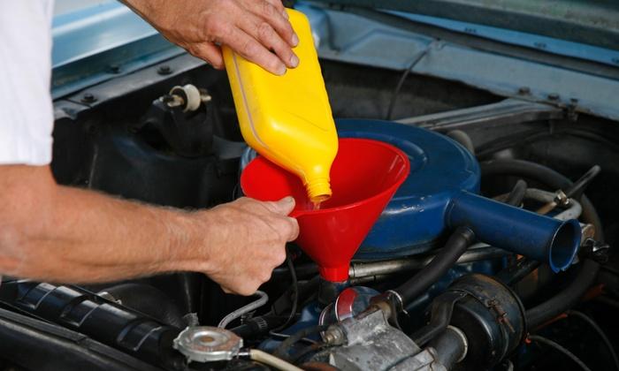 C4 Auto Mechanics - Hillside: Up to 73% Off Oil-Change Auto Packages at C4 Auto Mechanics