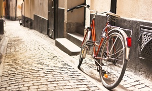 Affordabike: Bike Accessories or Select Bikes at Affordabike (Up to 84% Off). Two Options Available.