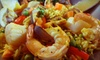 James Calvetti Meats (Morgan St. Bistro): Grill Pack or Surf and Turf from Morgan Street Bistro (Up to 55% Off). Four Options Available.