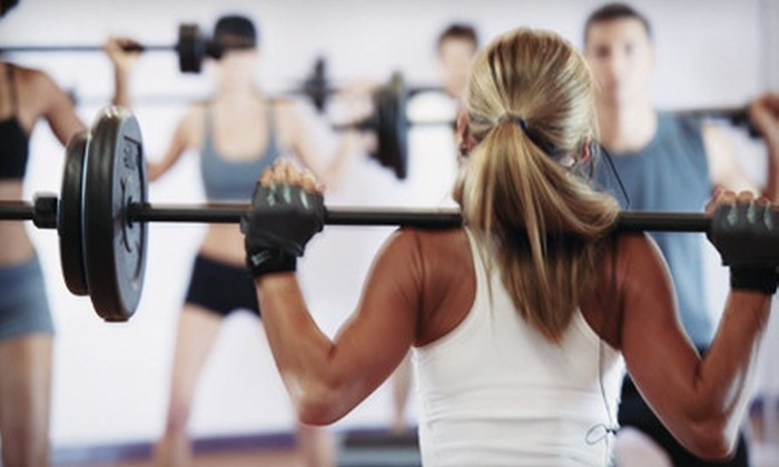 CrossFit One Life - Glen Head: 5 or 10 Boot-Camp Classes at CrossFit One Life (Up to 61% Off)