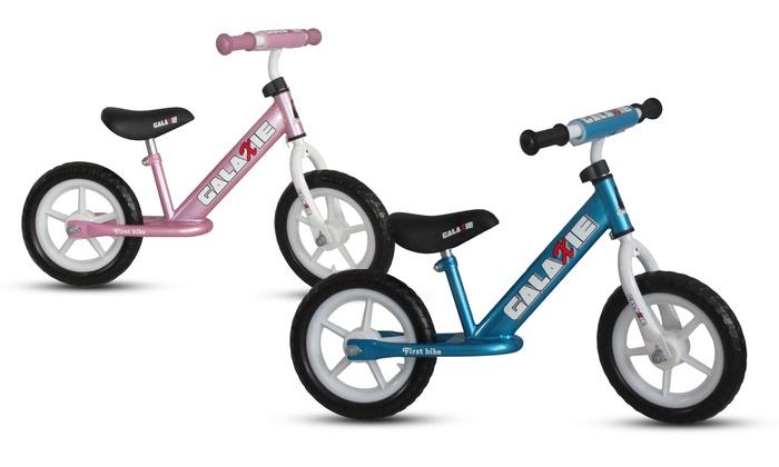No-Pedal Balance Bikes