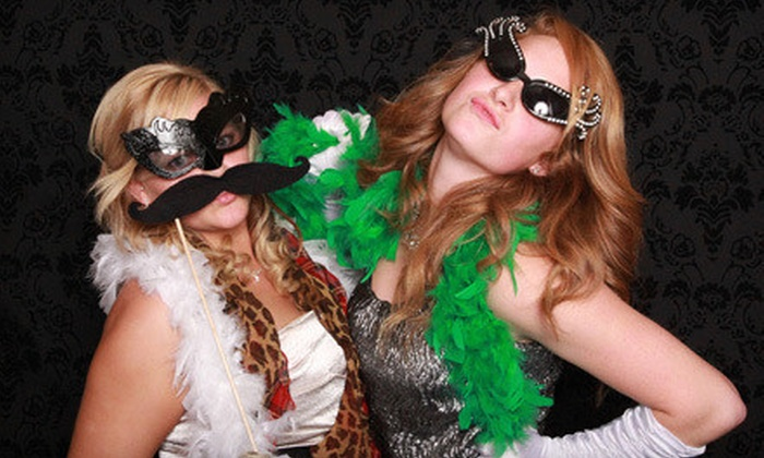 PictureX Digital Photo Booth - Toronto: $498 for Three-Hour Photo-Booth Rental with Props from PictureX Digital Photo Booth (Up to $995 Value)