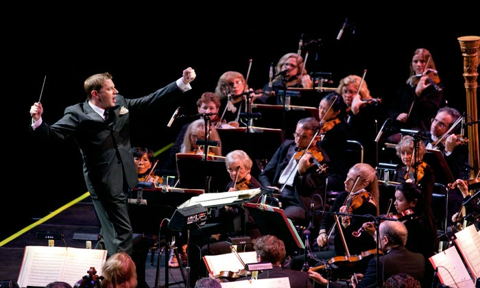 """Long Beach Symphony Orchestra Presents: A Classic Pops Hit Parade - Terrace Theater - Long Beach Performing Arts Center: Long Beach Symphony Presents """"A Classic Pops Hit Parade"""" on Saturday, May 9, at 8 p.m. (Up to 53% Off)"""