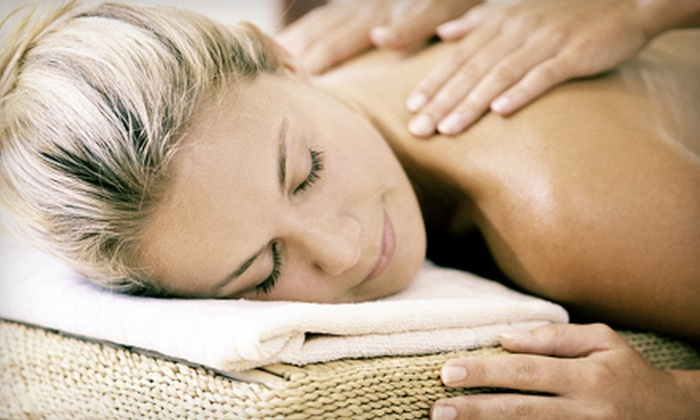 Janna's Salon and Spa - Owings Mills: One or Three Hot-Stone, Swedish, or Deep-Tissue Massages  at Janna's Salon and Spa in Owings Mills (Up to 74% Off)