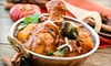 Viceroy - Perimeter Center: Indian Cuisine at The Viceroy Royal Indian Dining (Up to 43% Off). Two Options Available.