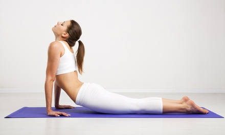 5, 10, or 20 Hot-Yoga Classes at Hot Yoga 4 You (Up to 84% Off)