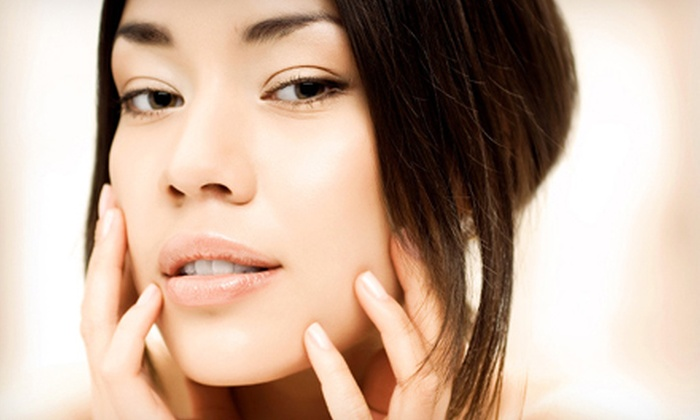 American Skin Care - Dedham: American Facial with Optional Collagen Eye and Lip Treatment at American Skin Care (Up to 55% Off)