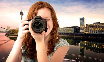 3 Stunden Fotokurs für Anfänger und Fortgeschrittene mit Fotograf Robert Freund ab 39,90 € (bis zu 75% sparen*)