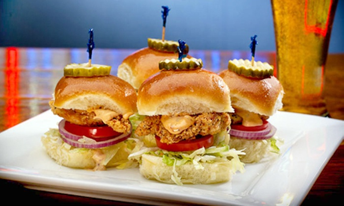 810 Zone - Multiple Locations: $10 for $20 Worth of American Food at 810 Zone