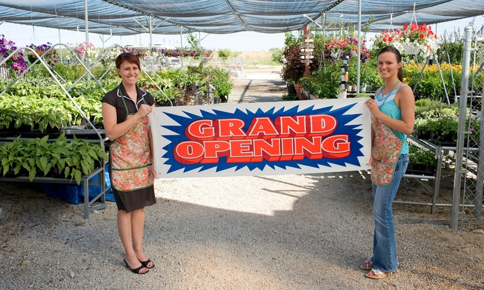 Dolphens Signs - South Central Omaha: $40 for $80 Groupon — Dolphens Signs