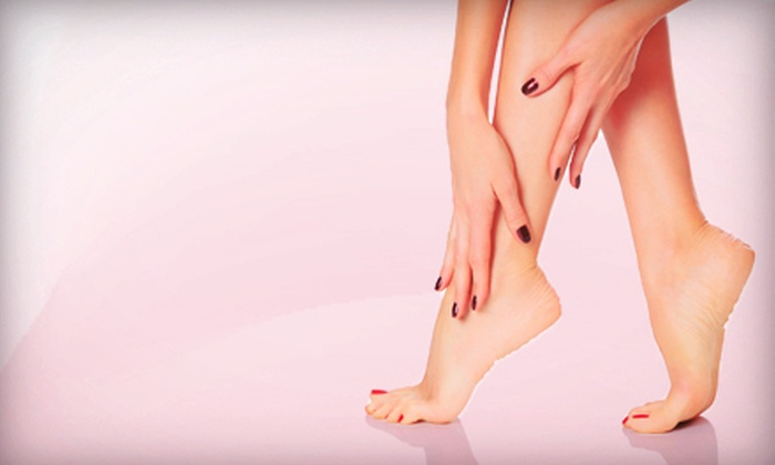 Doll Face Spa - Willowdale: $27 for Spa Mani-Pedi at Doll Face Spa ($55 Value)