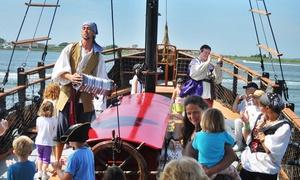Up to 39% Off Cruise at Dark Star Pirate Cruises at Dark Star Pirate Cruises, plus 6.0% Cash Back from Ebates.