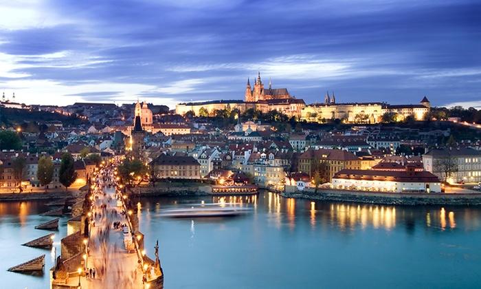 אופיר טורס: ינואר-פברואר בפראג: כולל טיסות ו-3 לילות במלון 5 כוכבים King David הכשר והמומלץ לינה וארוחת בוקר, רק מ-€499לאדם!