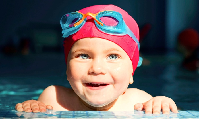 British Swim School - Matteson, IL - British Swim School @ LA Fitness: $99 for Six Weeks of Kids' Swim Lessons at British Swim School ($187 Value)