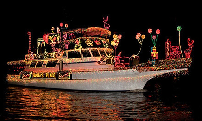 Deo Juvante - Orange County: Newport Beach Christmas Cruise with One Drink from Deo Juvante (Up to 76% Off)