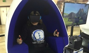 VR Playzone Limited: 9D Simulator Experience for Two at VR Playzone (50% Off)