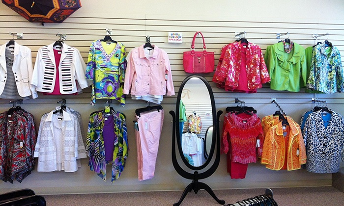 Ruth's Fashions - Springlake, University Terrace: $10 for $20 Worth of Apparel, Jewelry, and Accessories at Ruth's Fashions