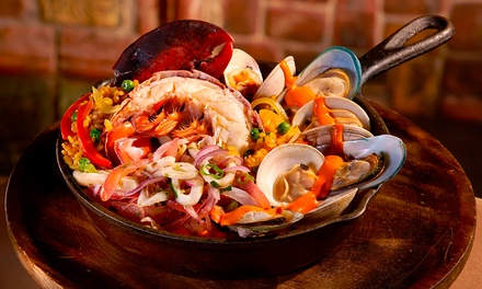 Latin American Dinner for Two or Four at Calle Ocho (Up to 44% Off)