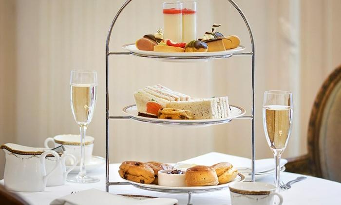 Afternoon Tea The Waldorf Hilton