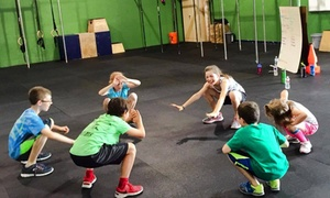 Crossfit Kids Denton: Up to 60% Off Kids Crossfit Classes at Crossfit Kids Denton
