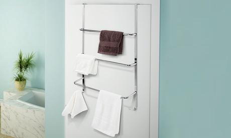 Toallero para puerta o pared