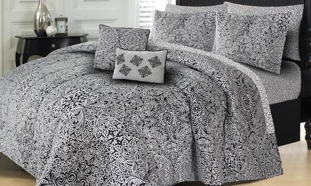 Jessica McClintock Taylah Comforter Set (10-Piece)