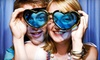 Paparazzi Pics Photo Booth Rental - Fort Worth: $349 for a Four-Hour Photo-Booth Rental from Paparazzi Pics ($699 Value)