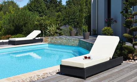 lit de piscine groupon shopping. Black Bedroom Furniture Sets. Home Design Ideas
