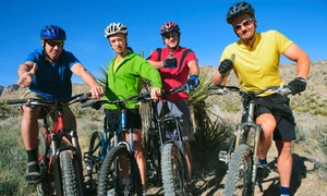 Isithumba Adventure Park: Half Day Hike and Bike Adventure Tour from R180 for Two at iSithumba Adventure Park (Up to 60% Off)