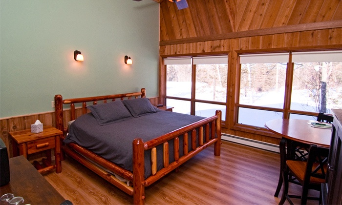 Cable Nature Lodge - Cable: 3-Night Stay with $100 Dinner Credit at Cable Nature Lodge (Up to 50% Off)