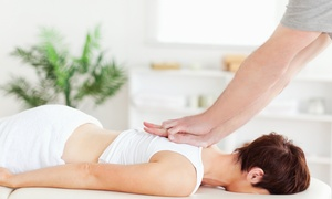 Miller Chiropractic Center: Chiropractic Care Package at Miller Chiropractic Center (Up to 85% Off). Two Options Available.