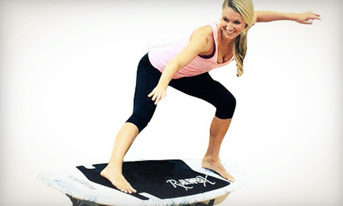 AZ Extreme Fitness - North Mountain: One or Three Surfset Fitness Classes at AZ Extreme Fitness (Up to 70% Off)