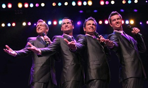 Oh What a Night - A Tribute to Frankie Valli & The Four Seasons : A Tribute to Frankie Valli & The Four Seasons (September 8–January 1)