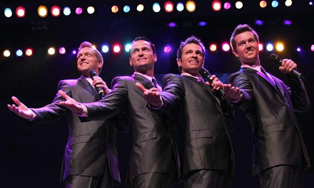 A Tribute to Frankie Valli & The Four Seasons (September 8–January 1)