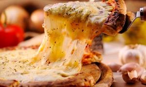 Le Coup de Fourchette-: Pizza et dessert pour 2 ou 4 personnes dès 25,90 € au restaurant karaoké Le Coup de Fourchette