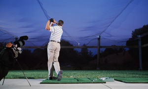 Jose's Golf Range: Two Medium or Two Large Buckets of Range Balls at Jose's Golf Range and Pro Shop (50% Off)