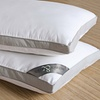 2- or 4-Pack of Hudson & Essex Hypoallergenic Down-Alternative Pillows