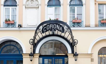 Parijs: tweepersoonskamer, naar keuze met ontbijt voor 2 personen in het Corona Opera Hotel