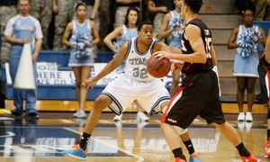 The Citadel Bulldogs: Citadel College Basketball Game (November 17–February 20)