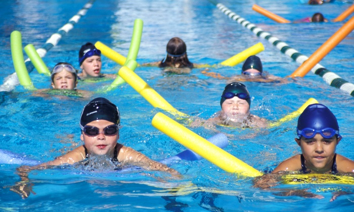 British Swim School- Boynton Beach - British Swim School: $89 for Eight Swimming Lessons with Swim Cap at British Swim School- Boynton Beach ($207 Value)