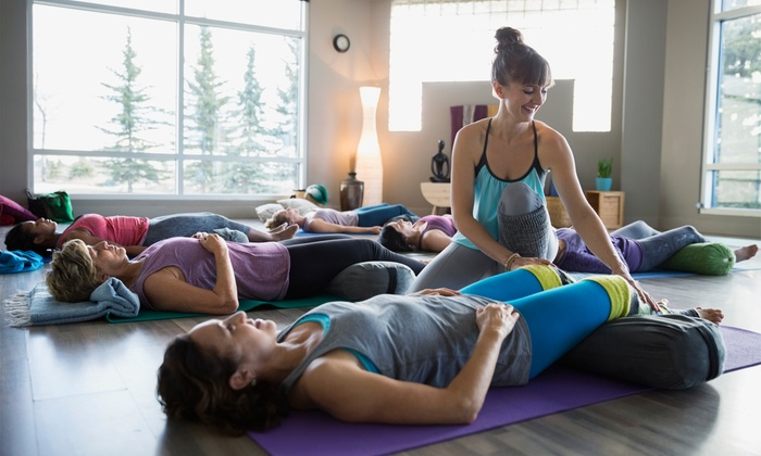Release and Refresh Yoga - Sachi Wellness Center: $50 for One 60-Minute Private Yoga Session for Up to Five at Release and Refresh Yoga ($100 Value)