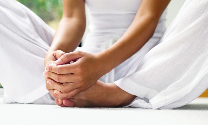 Salt Lake City Bikram Yoga - Millcreek: $69 for One Month of Unlimited Classes at Salt Lake City Bikram Yoga ($140 Value)