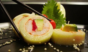 Sushi Song: Sushi for Groups of Two or Four or More at Sushi Song (45% Off)