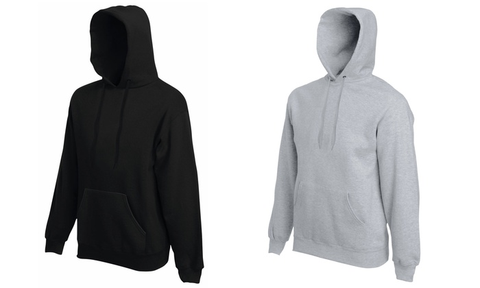 8236ccd000e Men s Fruit of the Loom Hoodies