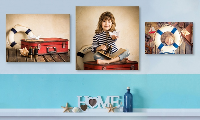 Custom Canvas Prints at CanvasOnSale (Up to 73% Off). Five Options Available.