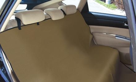Animal Heaven Waterproof Luxury Pet Seat Protector for Vehicles
