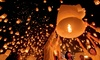 The Lantern Fest - Post Falls-Rathdrum: $19 for One Pass to The Lantern Fest at Stateline Raceway on Saturday, May 30 (Up to $40 Value)