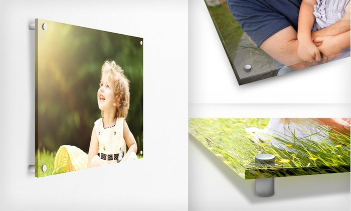 "Custom Photo to Acrylic: $49 for a 16""x20"" Personalized Acrylic Photo Wall Art from ImageKind ($134 List Price). Free Shipping."
