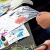 Up to 50% Off Painting and Metalsmithing Open Studio
